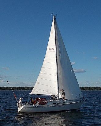 C&C Yachts - C&C 35 Mk 1