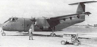 De Havilland Canada DHC-5 Buffalo - United States Army CV-7A at Bien Hoa Air Base, Vietnam, November 1965