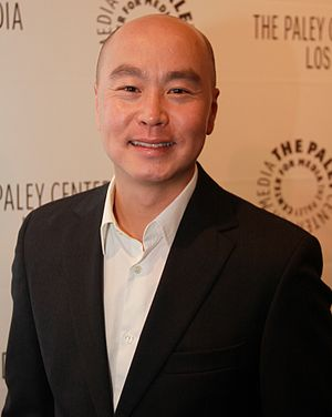 C. S. Lee - Lee at the PaleyFest 2010's Dexter night at the Saban Theatre on March 4, 2010.