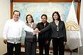 CAN, reunión de Cancilleres y Ministros de Comercio en Lima (9053762853).jpg