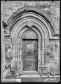 CH-NB - Lausanne, Cathédrale protestante Notre-Dame, vue partielle extérieure - Collection Max van Berchem - EAD-7289.tif
