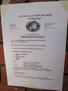 Image Result For Marikana