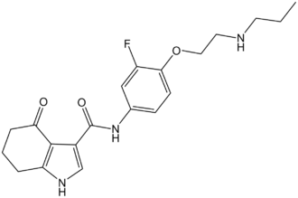 CP-615,003 - Image: CP 615003 structure