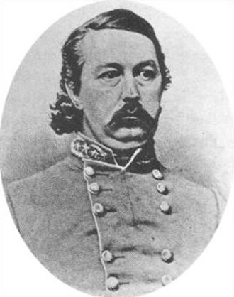 First Corps, Army of Northern Virginia - Maj. Gen. Charles W. Field