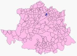 Término municipal en la provincia de Cáceres.