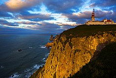 Cabo da Roca on sunset.jpg