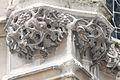 Caen église St Sauveur escargots vigne.JPG