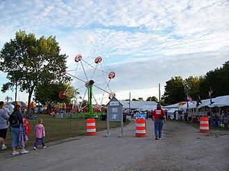 Calumet County, Wisconsin - 2006 Calumet County Fair