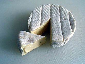 Camembert - Image: Camembert (Cheese)