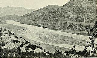 Eidak Village in Federally Administered Tribal Areas, Pakistan