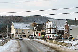 Canaan, Vermont - Image: Canaan VT