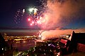 Canada Day fireworks Ottawa 2011.jpg