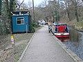 Canal moorings, Llangollen - geograph.org.uk - 710170.jpg
