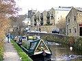 Canal moorings, Skipton - geograph.org.uk - 1057202.jpg