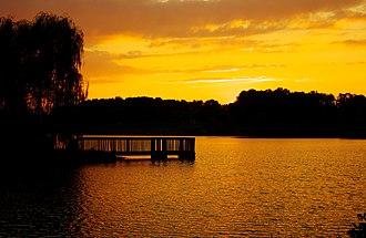 Putnam County, Tennessee - Cane Creek Lake