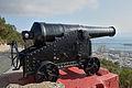 Cannon in Gibraltar.JPG