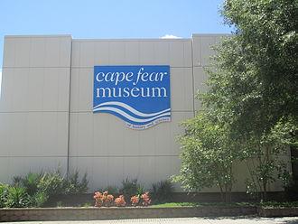 Cape Fear Museum - Cape Fear Museum in Wilmington, North Carolina, USA.