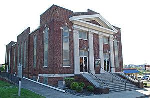 McKissack & McKissack - Capers C.M.E. Church, Nashville; built in 1925