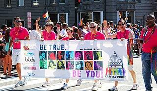 Capital Pride (Washington, D.C.) Annual LGBT event in Washington, D.C.
