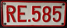 Car licence plate from Belgium-1555179376.jpg