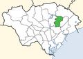 Cardiff ward location - Pentwyn.png