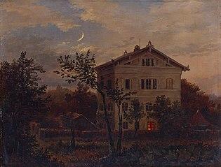 Haus Carus in Pillnitz
