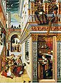 Carlo Crivelli Annunciation with St Emidius 1486 London.jpg
