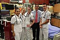 Carlos Lopez-Cantera with Suncoast Technical College nursing students.jpg