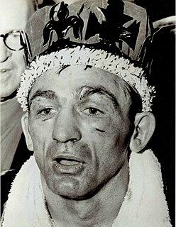Carmen Basilio American boxer
