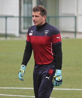 Cédric Carrasso French association football player