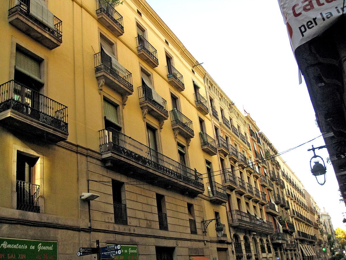Calle de la princesa barcelona wikipedia la - Calle princesa barcelona ...