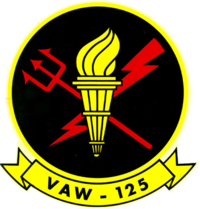 Carrier Airborne Early Warning Squadron 125 (US Navy) patch.png