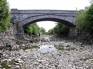 Cong, County Mayo - Carrownagower Bridge, Cong Canal.