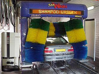 Automatic Car Wash Burbank