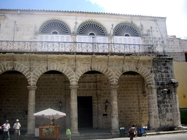 Casa del Conde de Jaruco