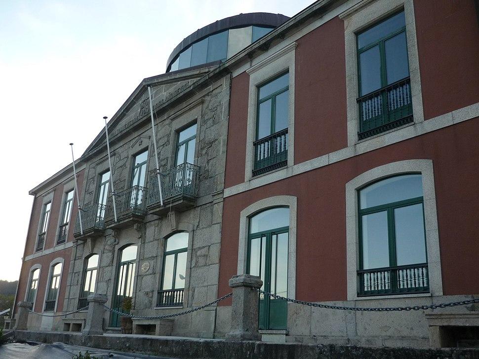 Casa do Concello de Dodro