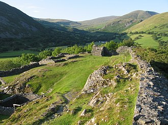 Castell y Bere - Castell y Bere
