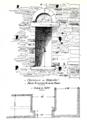 Castello di graines Nigra porta ricostruita della torre fig 34.tiff