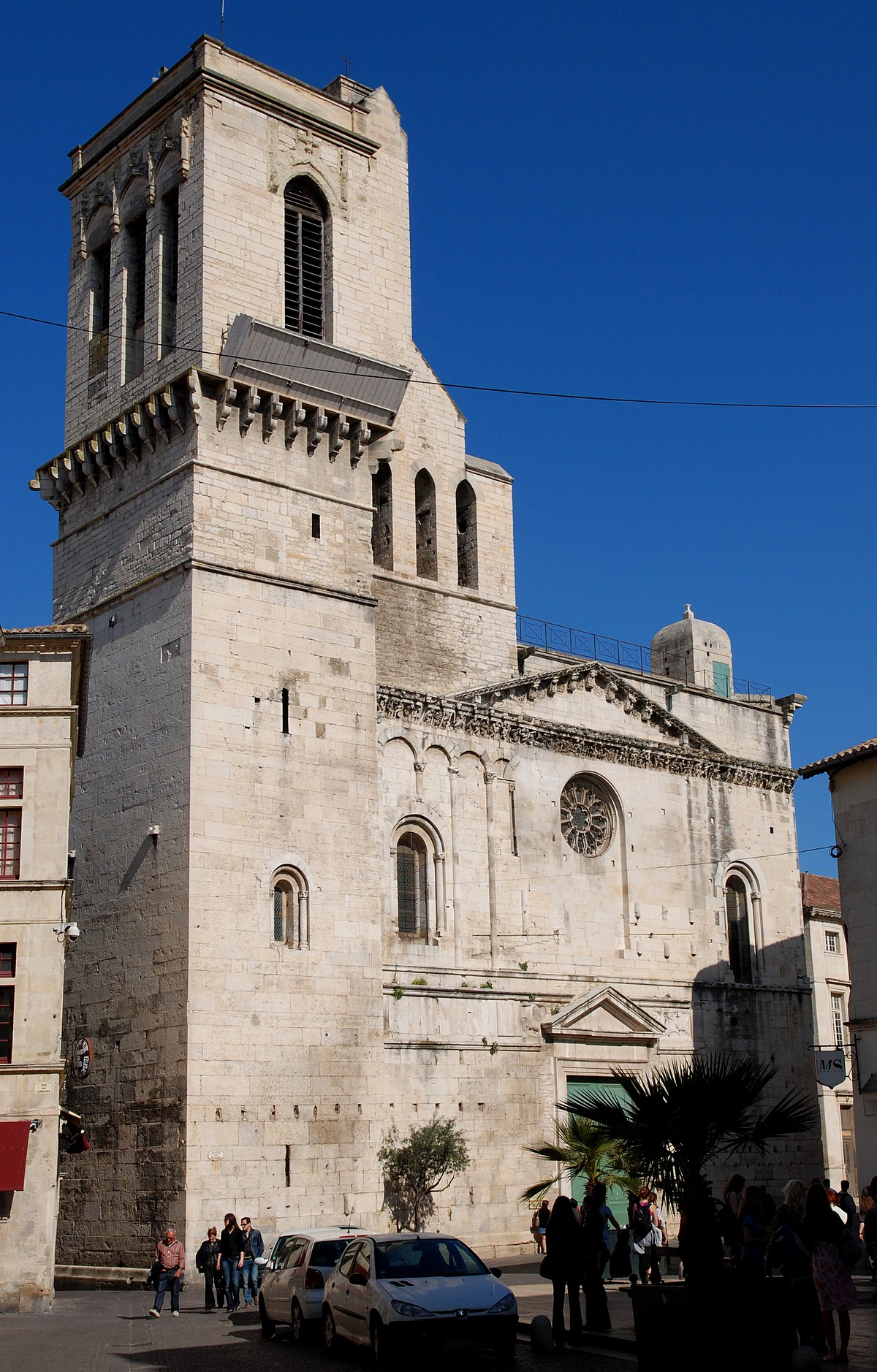 Roman catholic diocese of n mes wikidata for Architecture celebre