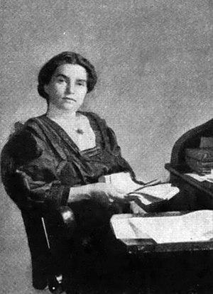 Kate Barnard - Barnard in 1912.