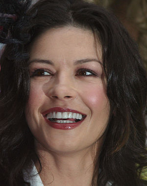 Catherine Zeta-Jones - Zeta-Jones at the Hasty Pudding Woman of the Year award ceremony in 2005