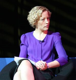 Cathy Newman - Cathy Newman in 2012