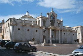 Image illustrative de l'article Cathédrale de Manfredonia