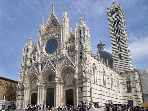 Cattedrale di Siena - march 2010