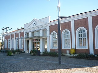 Gare de Caudry railway station in Caudry, France