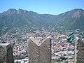 Cava Dei Tirreni vista dal castello (foto di peppeilpazzo di Angri) - panoramio.jpg