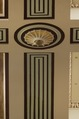 Ceiling detail in courtroom at the Isaac C. Parker Federal Building & U.S. Courthouse, Fort Smith, Arkansas LCCN2016645831.tif