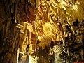 Ceiling of Biserujka cave on the island of Krk.jpg