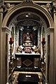 Cella di sant'agnese di montepulciano, con affreschi di nicola nasini, 1704, 01.jpg