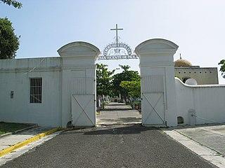 Cementerio Católico San Vicente de Paul Cemetery in Ponce, Puerto Rico
